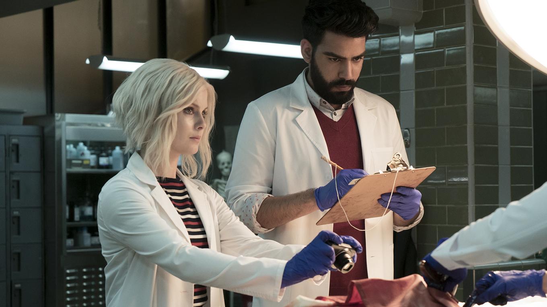 『iゾンビ シーズン3』の見逃し配信、感想とtwitter情報